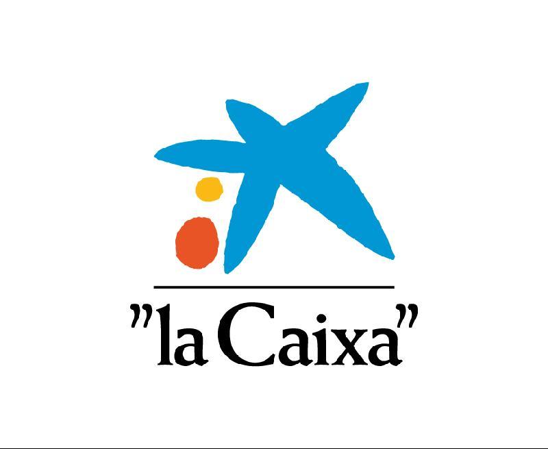 """Logo """" La Caixa"""""""