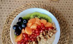 EL Súperbol: pudín de quinoa