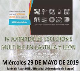 Jornadas Facalem. Miércoles 29 de mayo, Burgos.