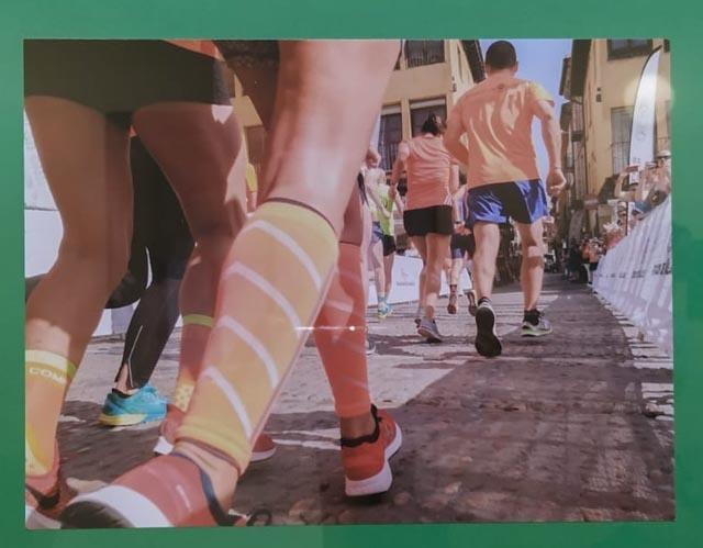 Corriendo juntas