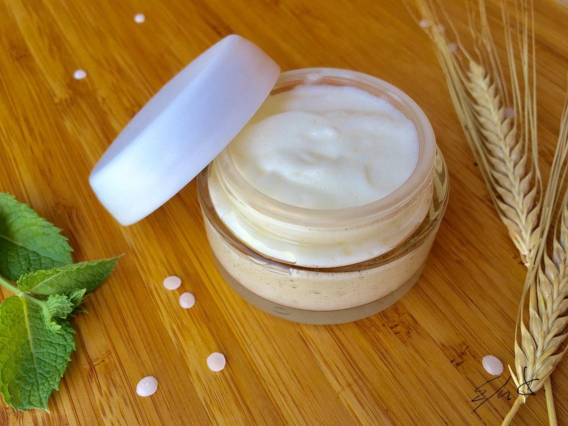 Crema hidratante para piel y cabello